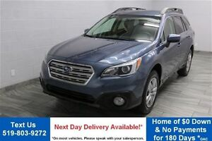 2015 Subaru Outback 2.5i AWD w/ HEATED SEATS! POWER PACKAGE! CRU