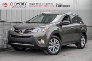 2015 Toyota Rav4 Limited Cuir Toit MAG Full LIMITED