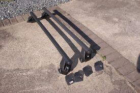 Roof bars for 2013 model Suzuki Alto