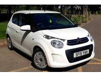 2015 Citroen C1, 5 Door, Touch Screen, HPI Clear, £0 Tax, FSH, Warranty