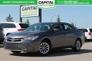 2017 Toyota Camry **BACK UP CAMERA** **TOUCHSCREEN**CRUISE CONTR