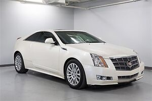 2011 Cadillac CTS BASE SIÈGE CHAUFFANTS+ CLIMATISÉ- MAGS- AFFICH