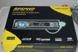 Ripspeed Car radio/CD player