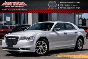 2016 Chrysler 300 C Platinum |AWD|Sunroof|Nav|R-Start|LeatherSea