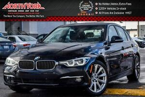 2016 BMW 328I xDrive|Sunroof|Nav|Leather|Bluetooth|HTD Frnt Seat