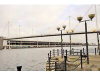 AVAILABLE NOW - AMAZING TWO BEDROOM APARTMENT IN ROYAL DOCKS, EXCEL, EAST LONDON