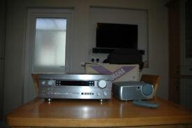 projector infocus x1 .yamaha rxv640rds amp. screen