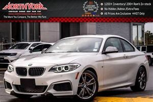 2015 BMW M235i xDrive|Nav|RearCam|Sunroof|DrvrMem|Bluetooth|18Al
