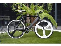 Brand new NOLOGO Aluminium single speed fixed gear fixie bike/ road bike/ bicycles 1u