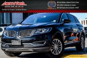 2016 Lincoln MKX Select AWD|BlindSpot|Heat Frnt.Seats|Sat|Nav|Ke