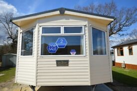 Starter Holiday Home at Solent Breezes Holiday Park