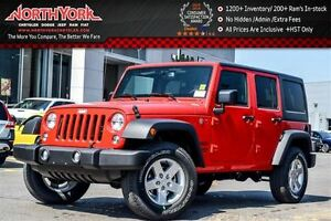 2016 Jeep WRANGLER UNLIMITED NEW Car Sport|4x4|Dual Top|Power,Co