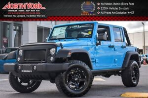 2017 Jeep WRANGLER UNLIMITED New Car Sport S|4x4|Spartan Grille|