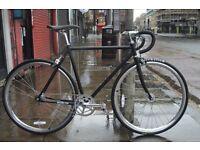 Brand new NOLOBI single speed fixed gear fixie bike/ road bike/ bicycles + 1year warranty sq