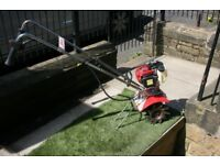Mantis tiller/rotivater with Honda GX25 four stroke engine in excellent condition