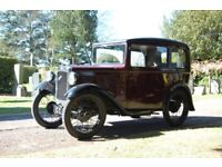 Austin, SEVEN, 1932, 750 (cc)