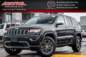 2017 Jeep Grand Cherokee New Car Limited 4x4|Sunroof|Blind Spot|