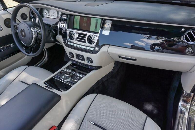 Image 12 Coche Americano usado Rolls-Royce Dawn 2016