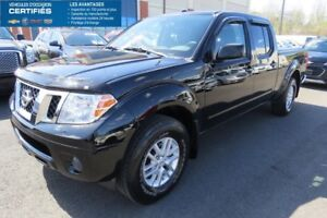 2014 Nissan FRONTIER 4WD CREW CAB 4X4 ,MODELE SV