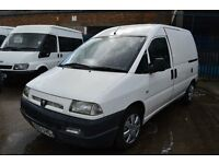 2003 Peugeot Expert HDI panel Van In good Condition MOT until FEBRUARY 2018