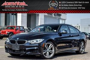2015 BMW 435i xDrive M Performance,Premium Pkgs|Sunroof|Nav|HTD
