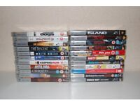22 UMD Film Bundle - PSP