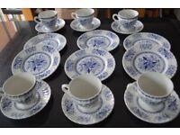 Kew Gardens tea set