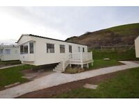 Lovely Caravan For Sale, With Decking