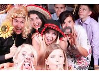 PHOTO BOOTH HIRE with a difference from CLICKSNICKET INSTANT PRINTS AND BESPOKE DESIGNS PHOTOBOOTH