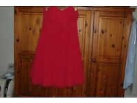 NWOT NEW COAST PINK DRESS SIZE 16. COLLECTION FROM WHITBY ONLY.