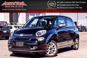 2015 Fiat 500L Lounge|CleanCarProof|PanoSunroof|Nav|RearCam|Htd