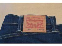 Levi 511 Jeans Brand New