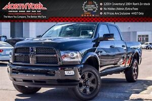 2015 Ram 2500 Laramie 4x4 Diesel|CleanCarProof/1-Owner|Convenien