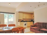 Charming 2 bedroom flat with a private patio!