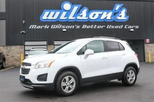 2016 Chevrolet Trax LT 1.4L TURBO AWD! REAR CAMERA! REMOTE START
