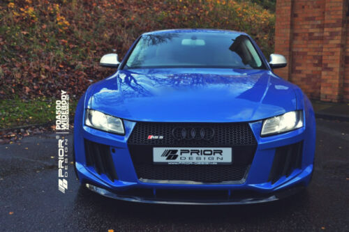Audi A5 Coupe [2007-2011] Pda500 Widebody Hood