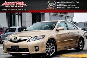 2010 Toyota Camry Hybrid Nav|Leather|Sunroof|Bluetooth|Keyless_G
