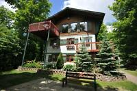 Chalet a louer / Chalet for rent (Sainte-Agathe-des-Monts)