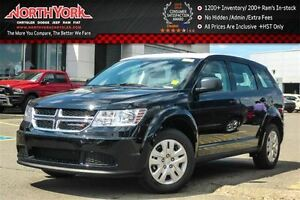 2016 Dodge Journey NEW Car CVP|Dual Climate Cntrl|Keyless_Go|Cru