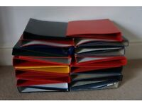 24 A4 Ring Binders