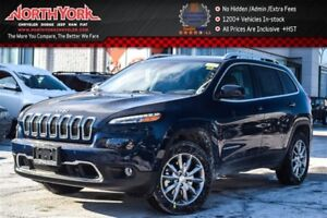 2018 Jeep Cherokee New Car Limited|4x4|Tech.,SafetyTec.Pkgs|Park