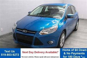 2013 Ford Focus SE HATCHBACK w/ ALLOYS! SYNC! SPOILER! POWER PAC