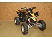 Suzuki LTZ 400 LTR 450 13 Road Legal Quad 1 Owner Mint! Raptor
