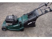lawnmower atco admiral 16 inch cut self propelled