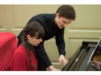 Piano Tuition available in Greenwich, Blackheath and surrounding areas.