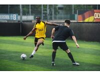 SATURDAYs and Monday football games   5aside #football join us