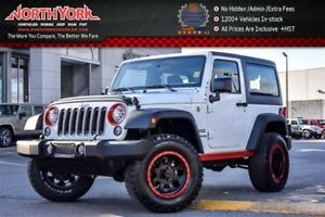 2017 Jeep Wrangler New Car Sport 4x4|Lift Kit|RockRails|BFG KO2|