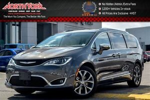 2017 Chrysler Pacifica Limited Tire&Wheel,Adv.SafetyTec,Uconnect