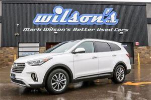 2017 Hyundai Santa Fe XL XL LUXURY AWD! $103/WK, 5.89% ZERO DOWN