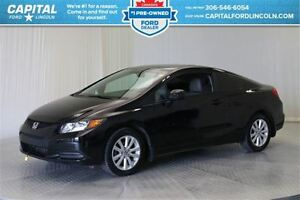 2012 Honda Civic EX-L PST PAID